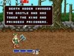 Golden Axe - Sega Megadrive