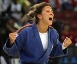 Telma Monteiro vence título de Judo em Lisboa